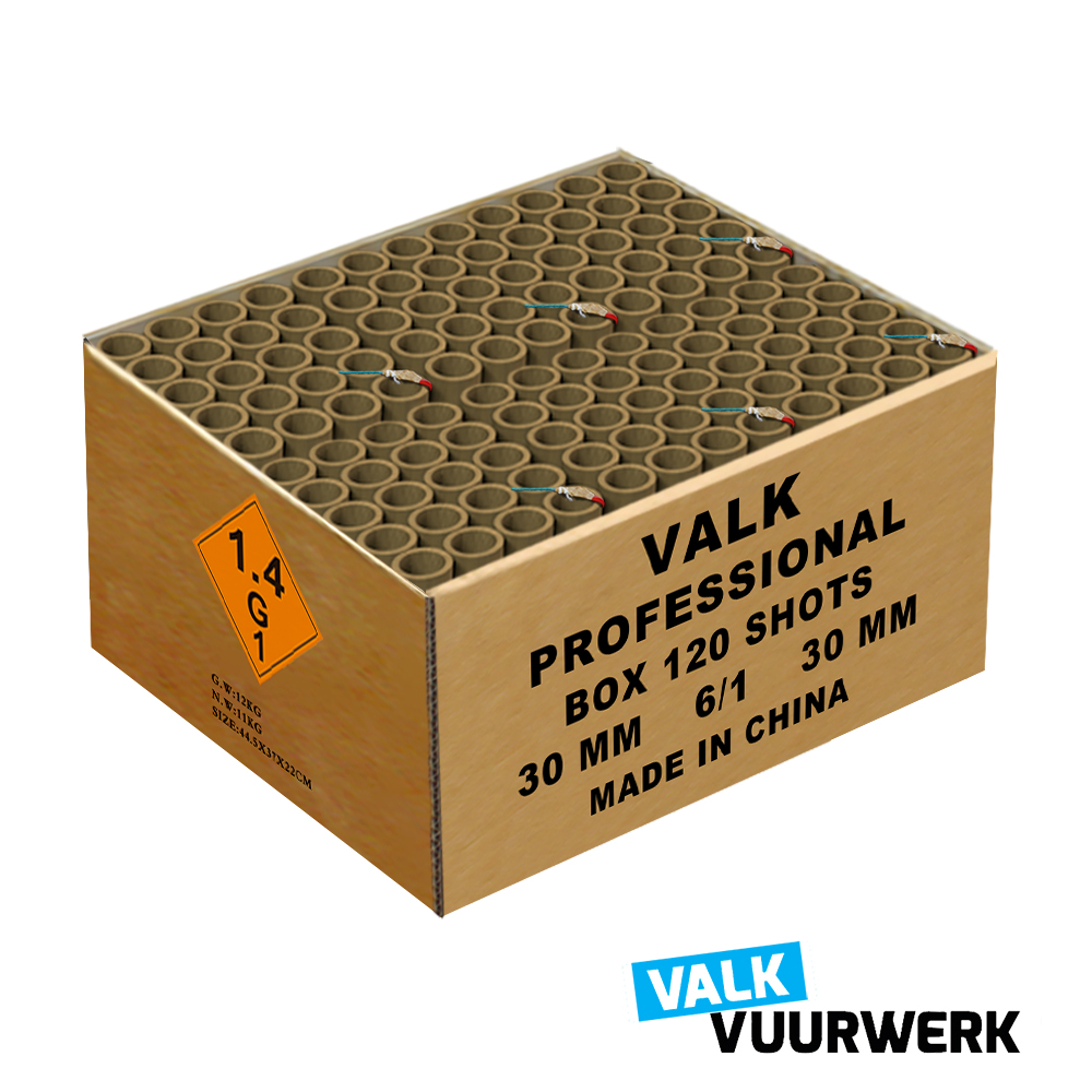 VALK PROFESSIONAL BOX 120 ( NEW )
