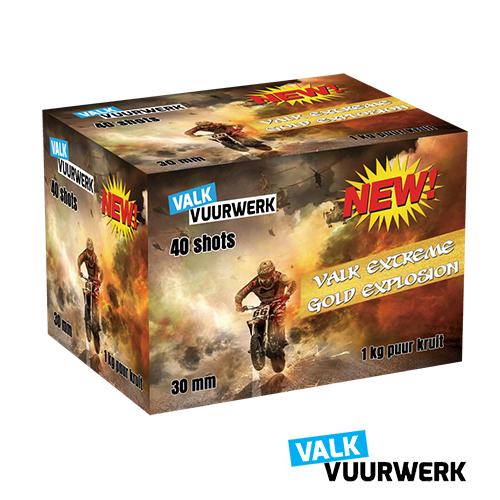 VALK EXTREME GOLD EXPLOSION 40 SCH NIEUW
