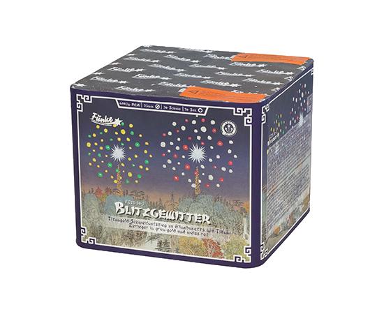 BLITZGEWITTER 36 SCHOTS