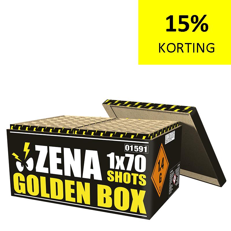 ZENA GOLDEN BOX