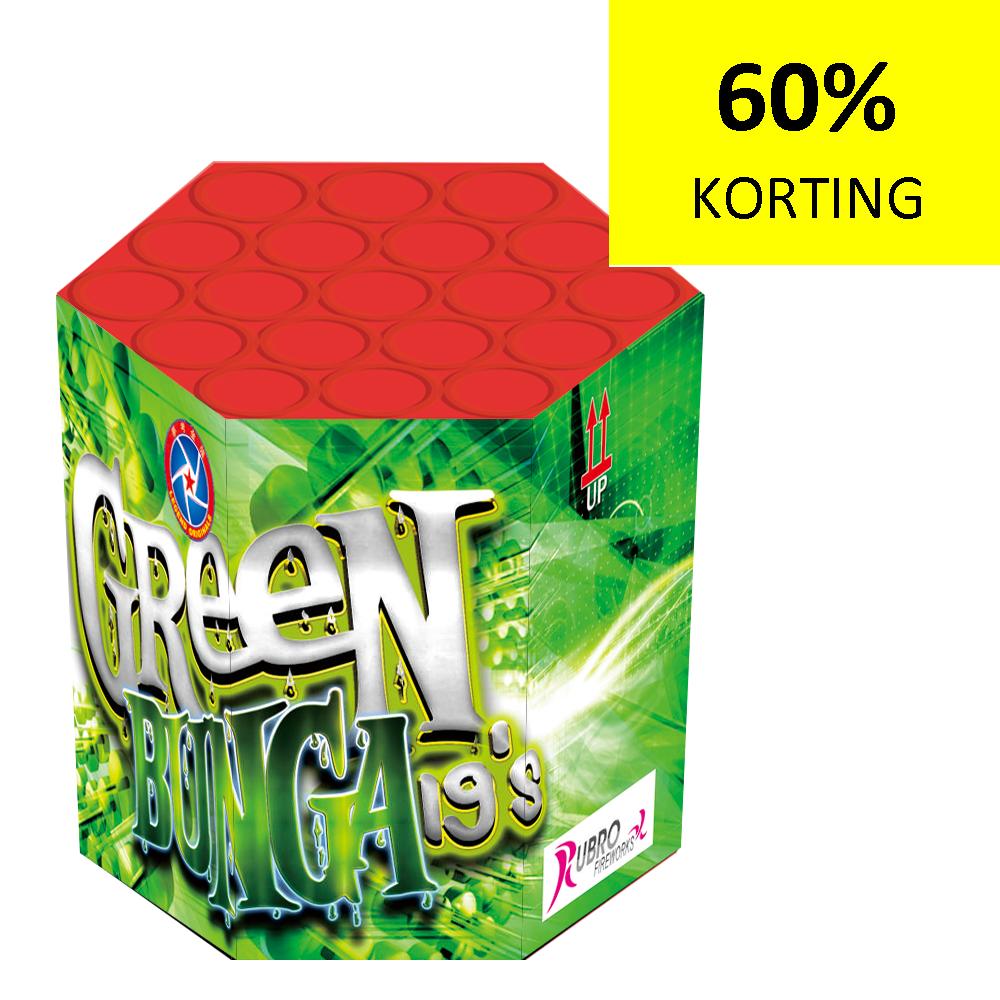 VALK GREEN BUNGA LTD