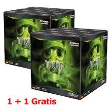 Toxic 1+1 gratis
