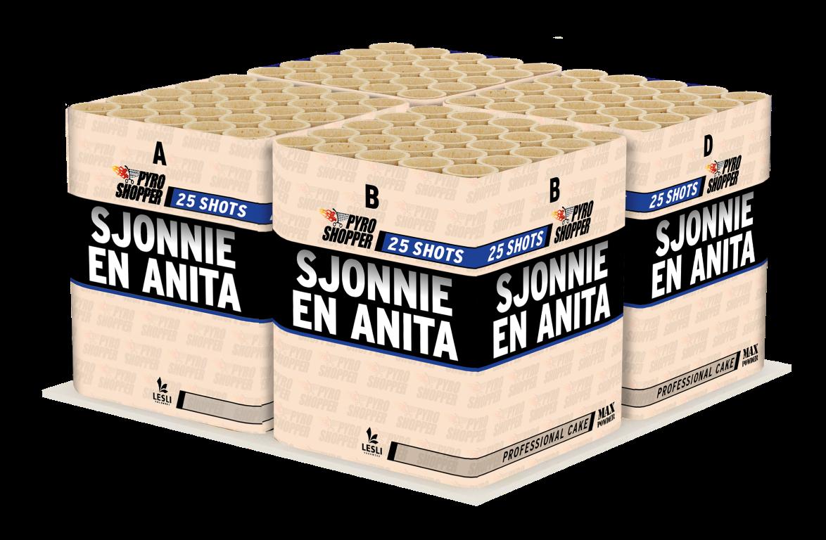 Sjonnie en Anita