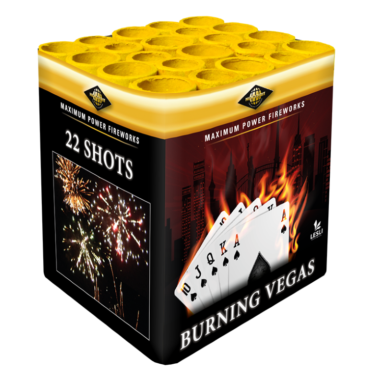 Burning vegas