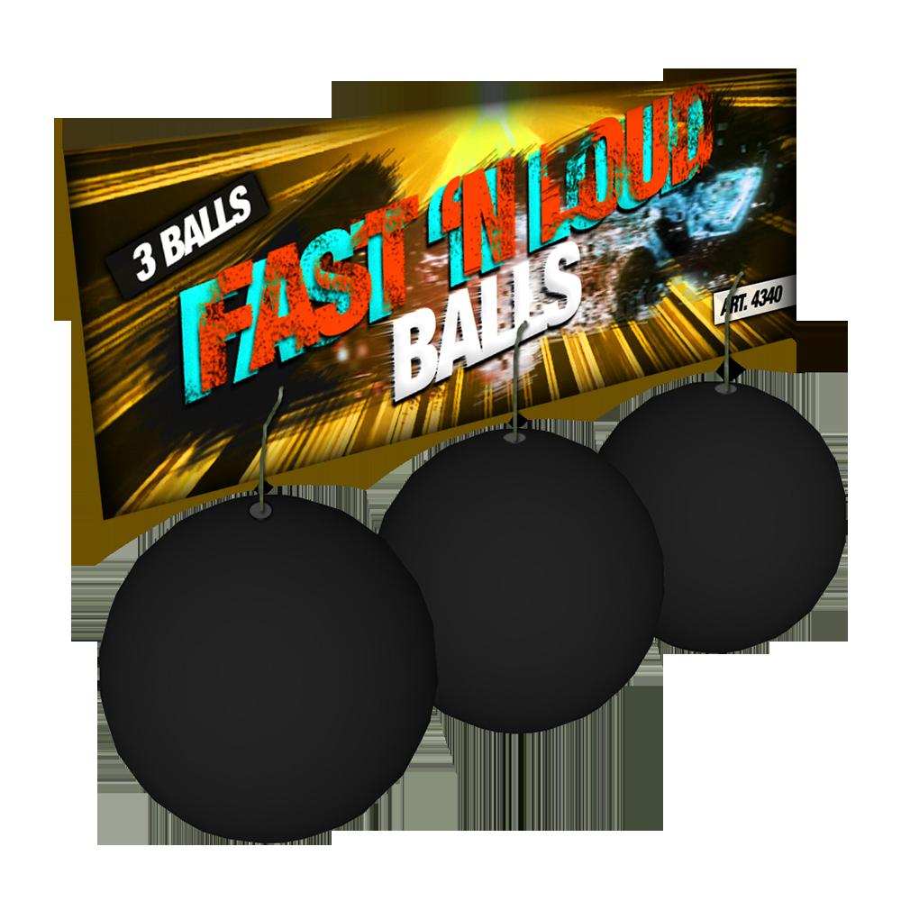 Giga Balls 3 stuks [new]