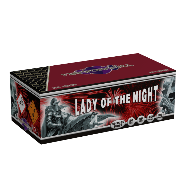 Lady of the Night [new]