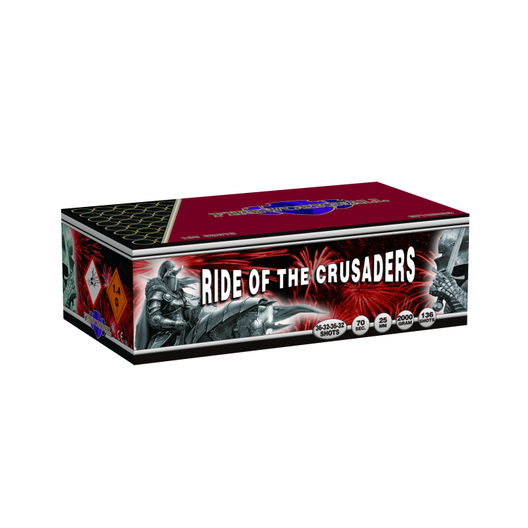 Ride of the Crusaders [new]