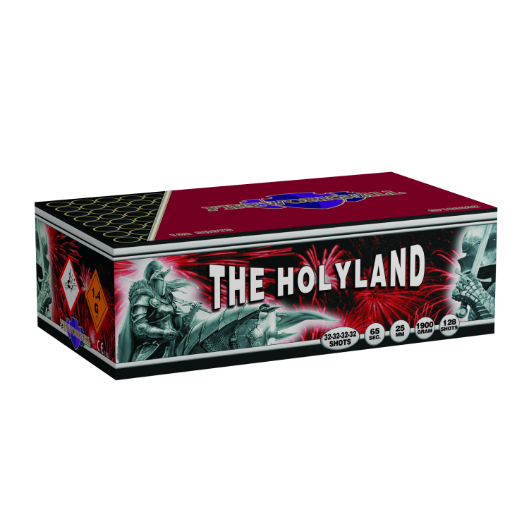 The Holyland [new]