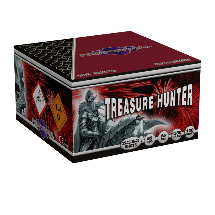Treasure Hunter [new]