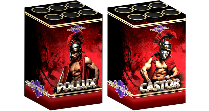 Castor & Pollux [new]