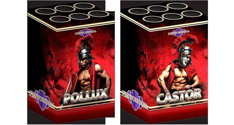 Castor & Pollux [new]