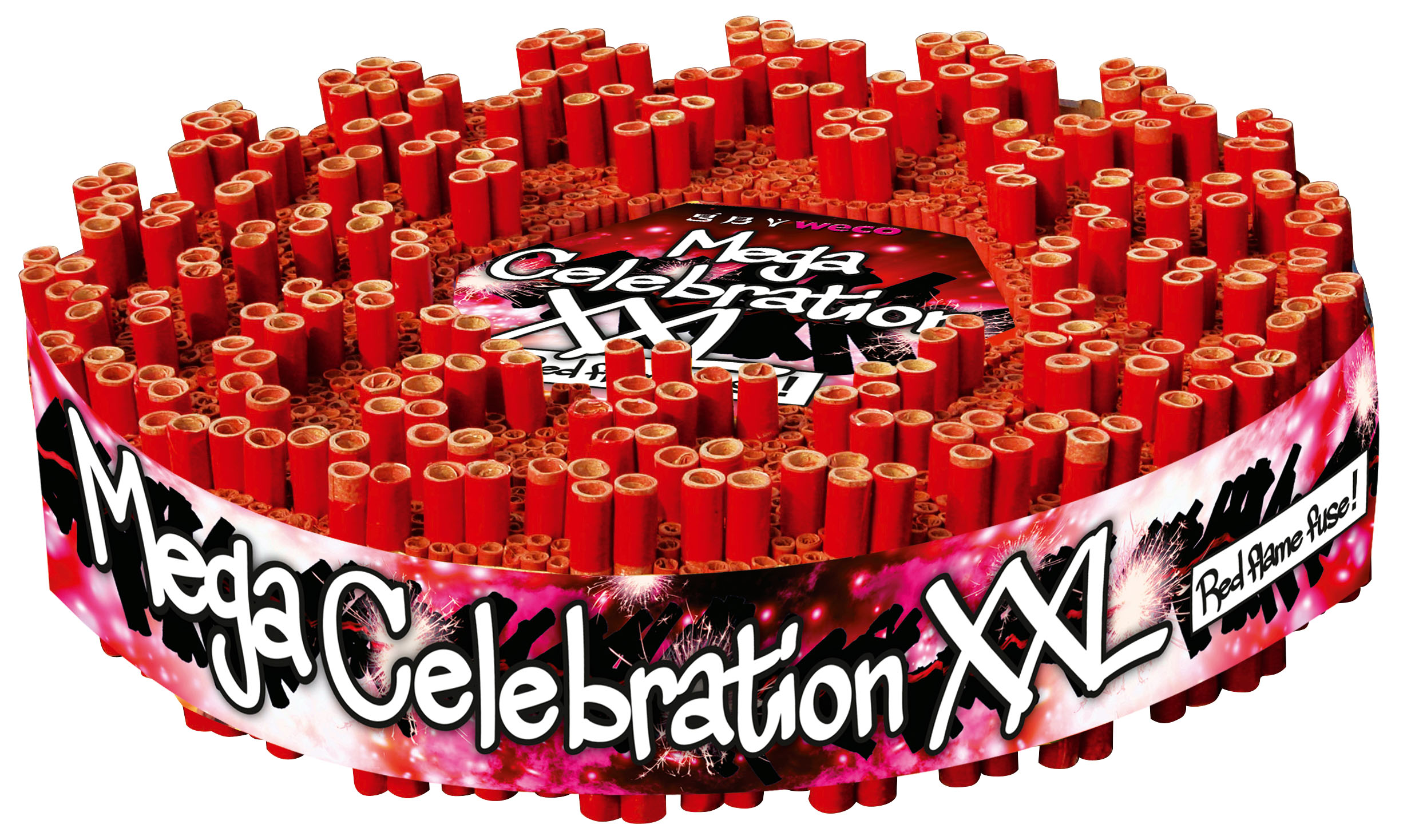 Mega Celebration XXL Ratelband