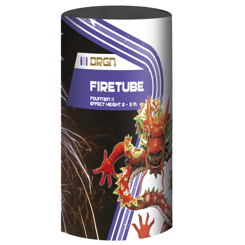 Firetube [fontein]