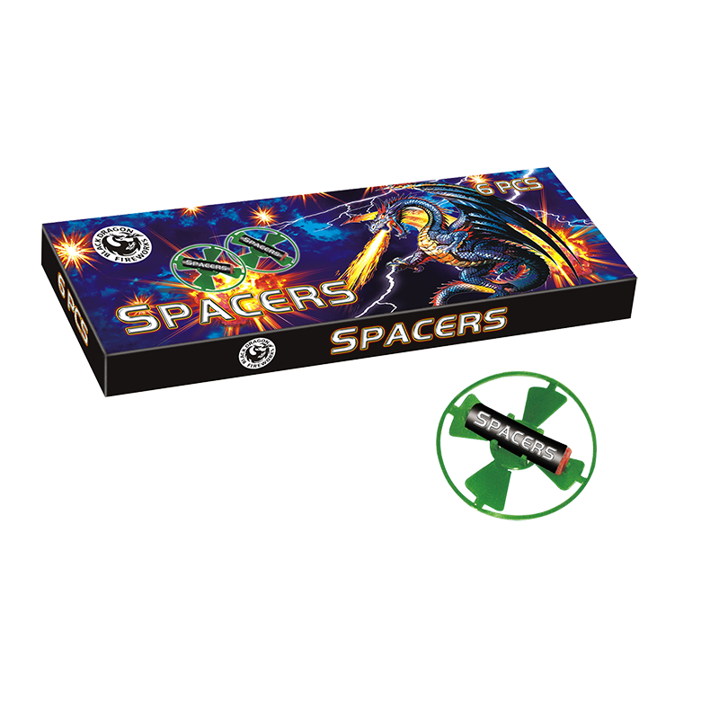SPACERS 1+1 GRATIS!