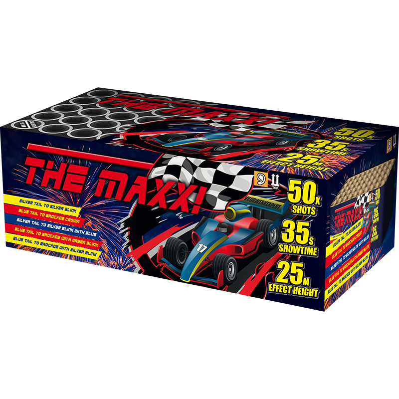 THE MAXX!