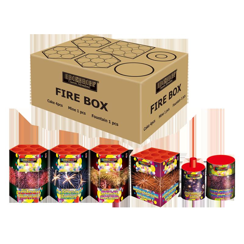 FIRE BOX NIEUW!
