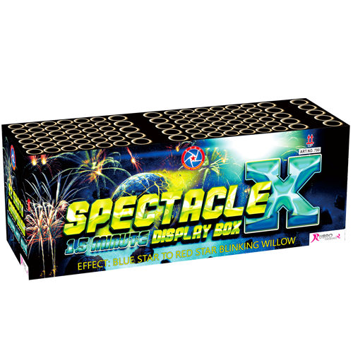 1.5 MINUTE SPECTACLE