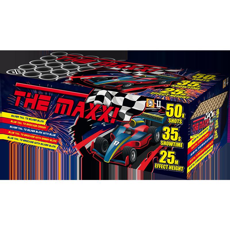THE MAXX! 50 schoten