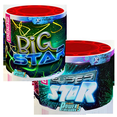 SUPER STAR & BIG STAR NIEUW!