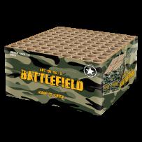 BATTLEFIELD 100 schoten 1,5 KG KRUIT!