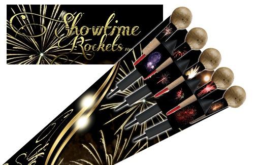 Showtime Rockets