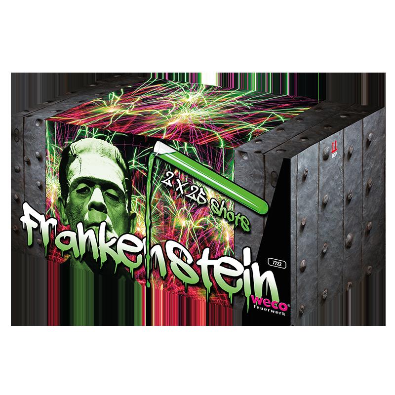Frankenstein 50 shots