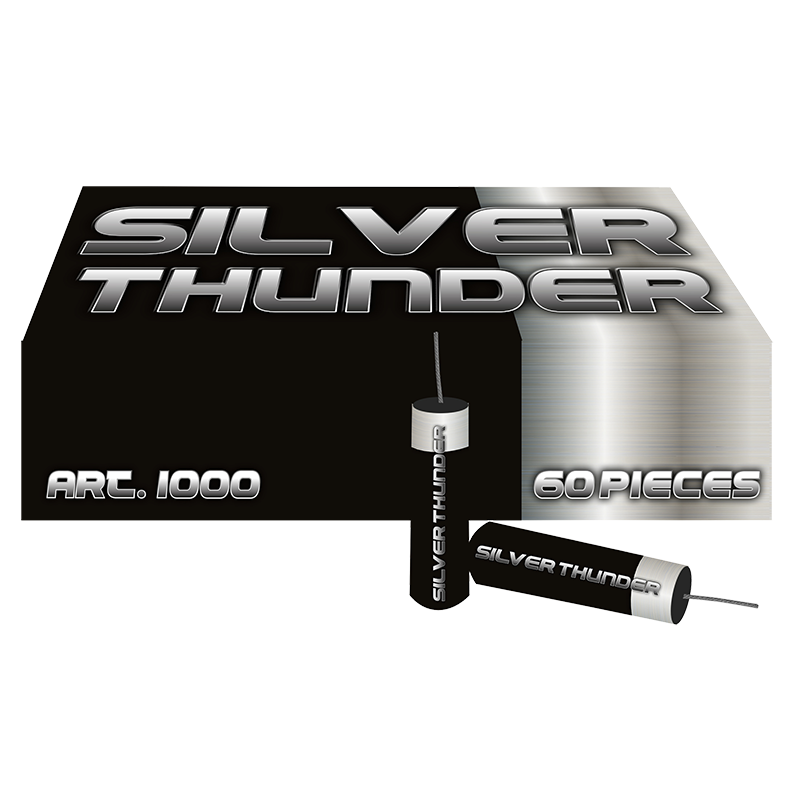 Silver Thunder NEW