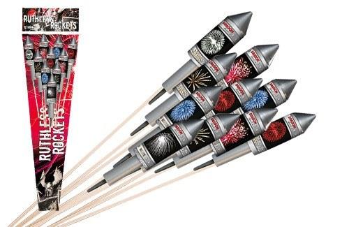 Jumbo Power 10 / Ruthless Rockets