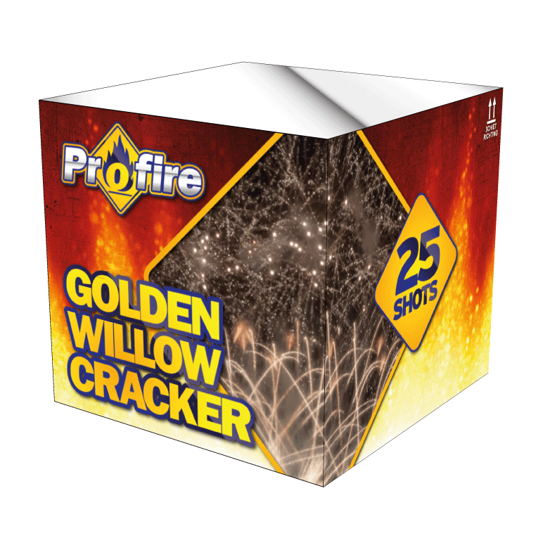 Golden willow cracker