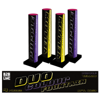 Duo Colour Fountain