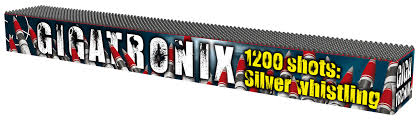 Gigatronix 1200 shots