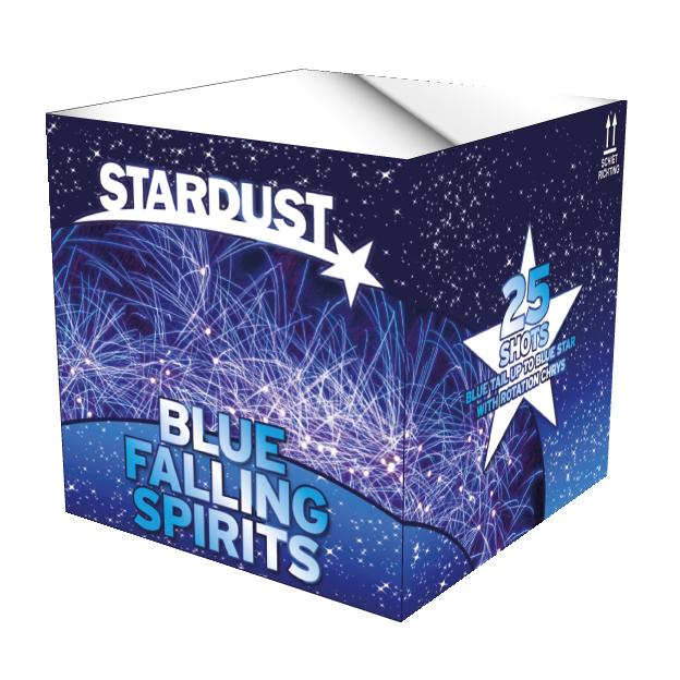 Bleu Falling Spirits