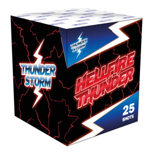 Hellfire Thunder * Nieuw*