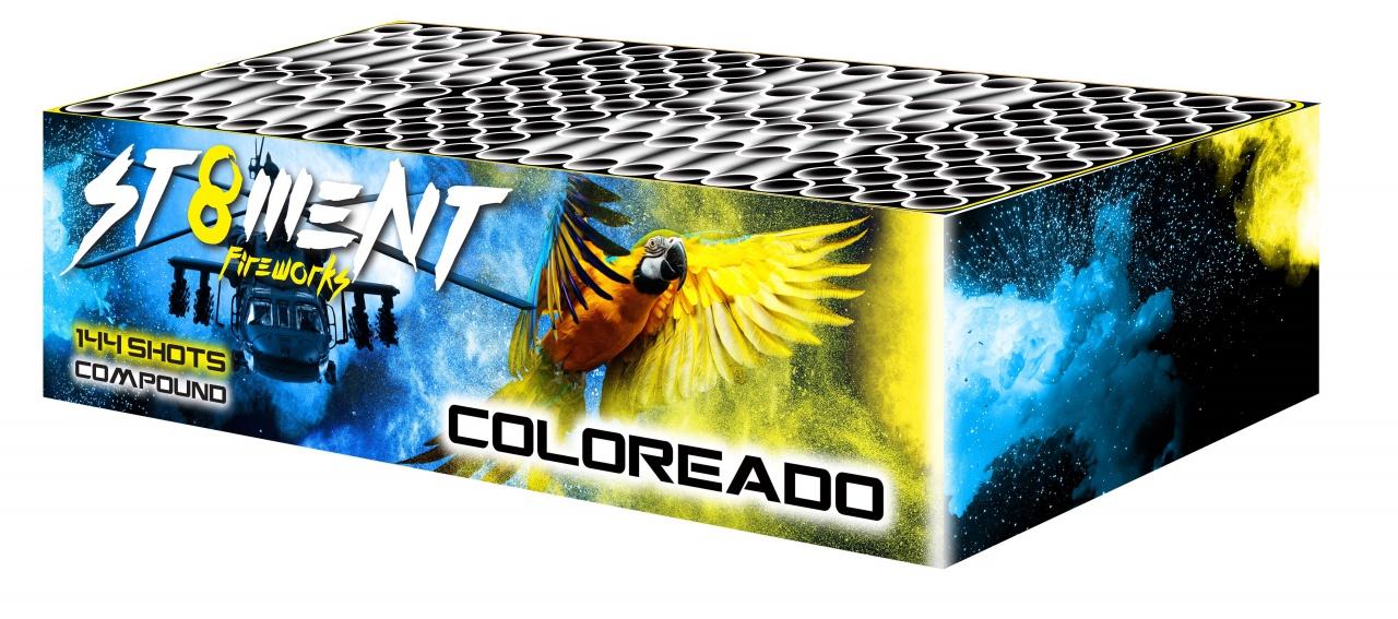 Coloreado * Nieuw*