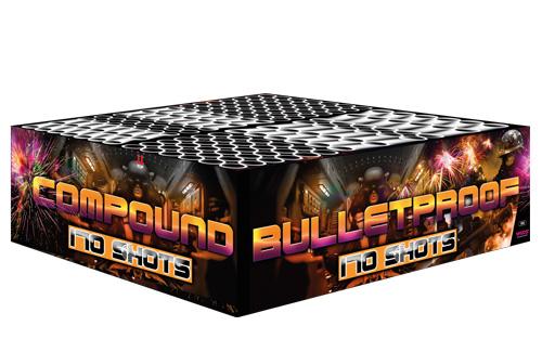 Bulletproof *Nieuw *