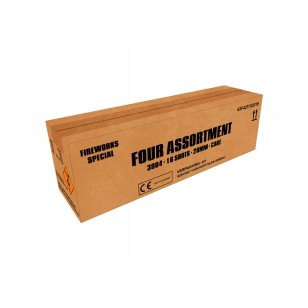 4x16 Four assortiment box