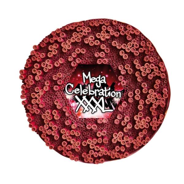 Mega Celebration XXXL Red Fuse