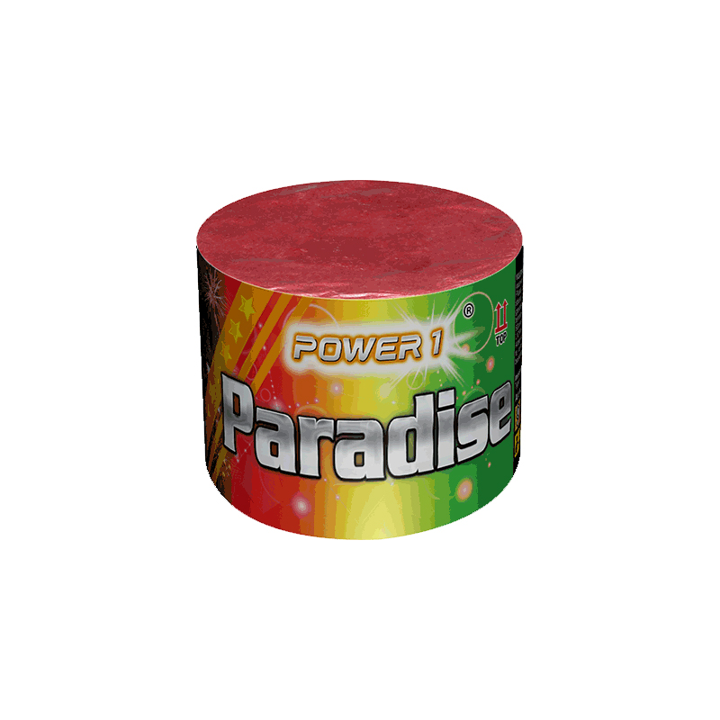 Pyropower Paradise