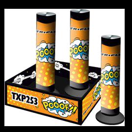 Triplex Thunderking Pooof! 3 stuks