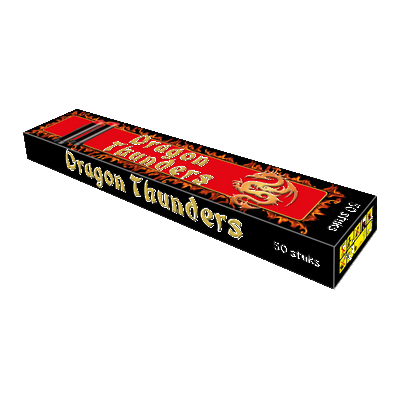 Dragon Thunder 50 stuks Thunderking
