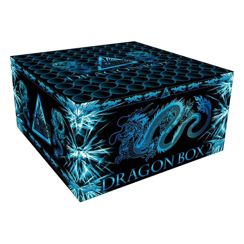 Evolution Dragon Box 2 100 shots 25mm compound