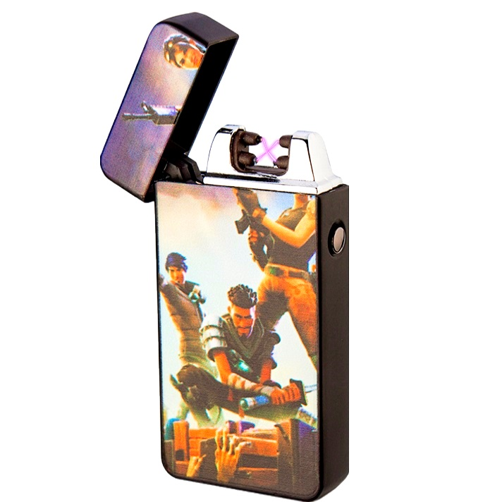 Cross Lighter Classic Fortnite Plasma