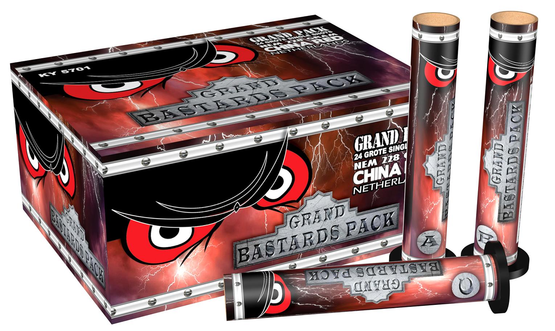 Grand Bastard Pack
