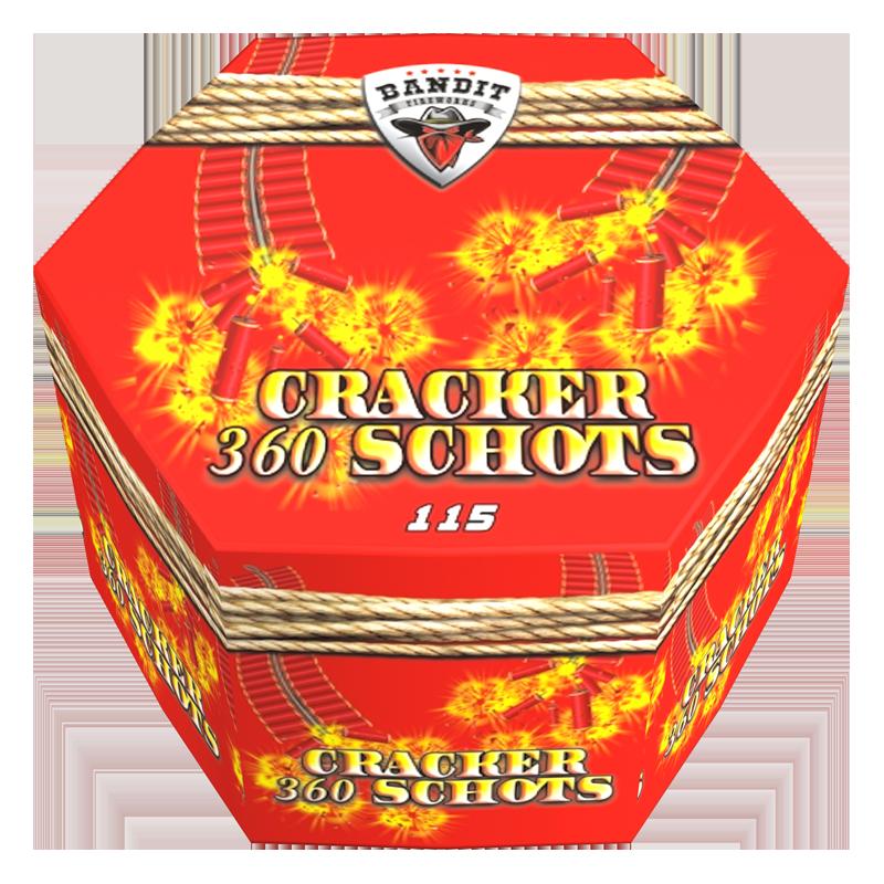 Ratelband 360 schots
