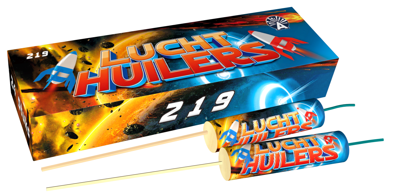 Luchthuilers
