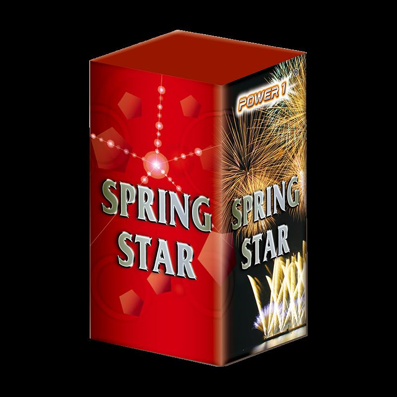 Spring Star fontein