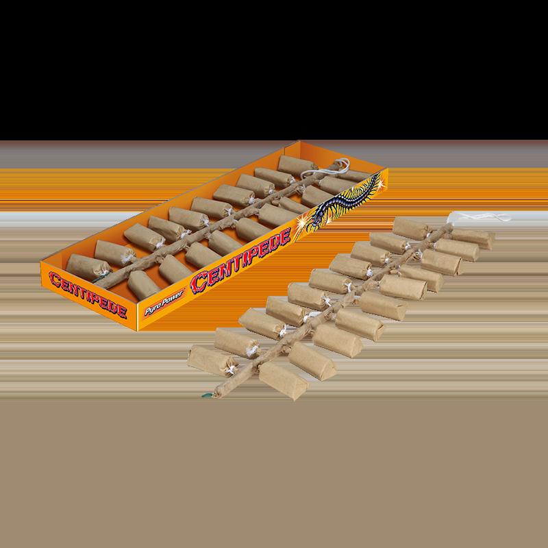 Centipede knalmat