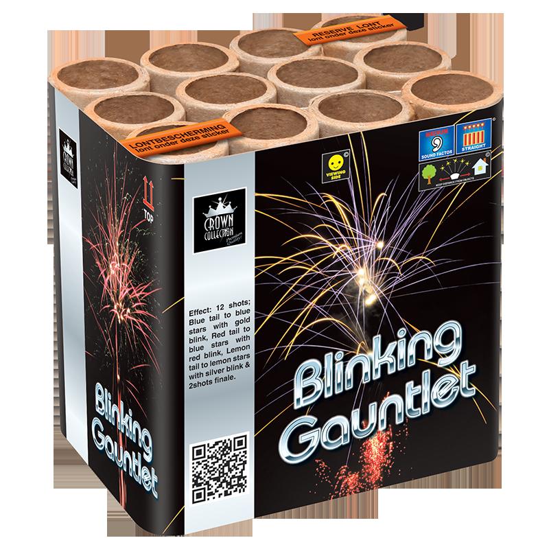 Blinking Gauntlet