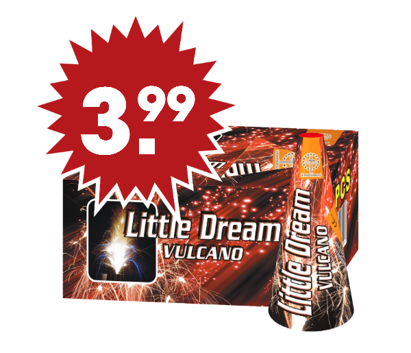 Little Dream Vulcano 2st.