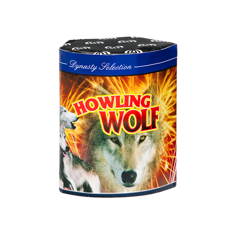 Howling Wolff fontein